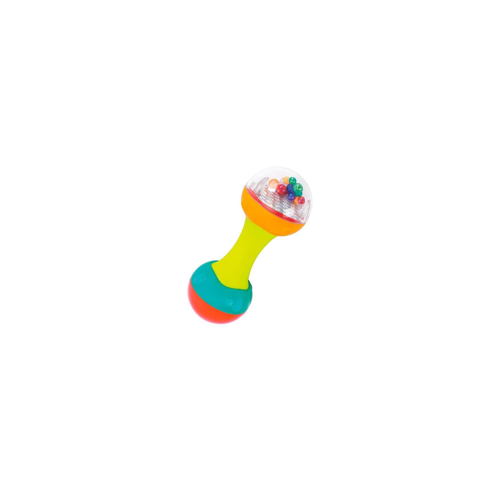 Погремушка Hola Toys Гантелька (939-3)