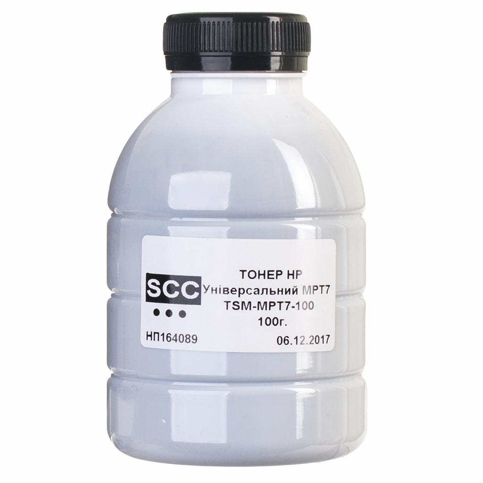 Тонер HP LJ P1005/1006/1505, 100г SCC Patron (TSM-MPT7-100)