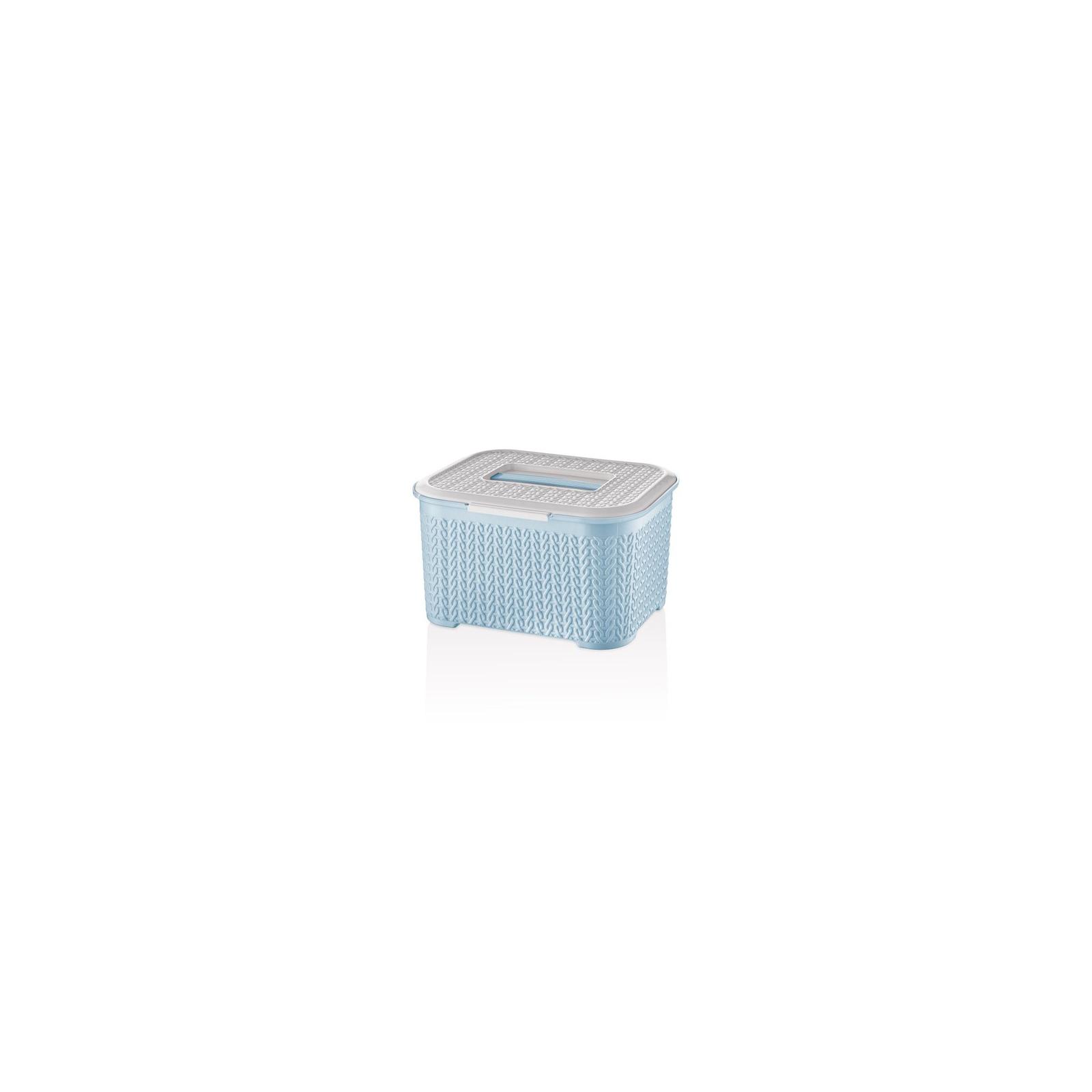 Пищевой контейнер Bager Bella 4 л Blue (BG-461 B)