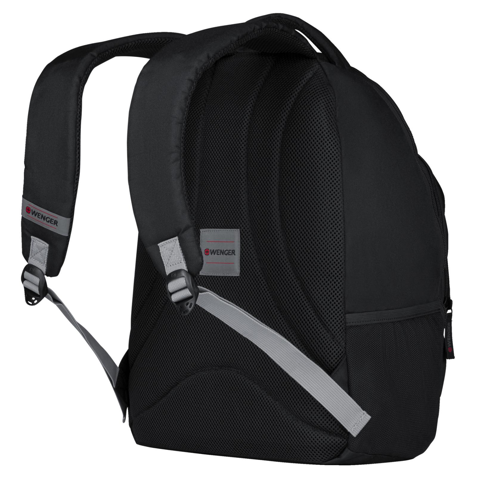 """Рюкзак для ноутбука Wenger 16"""" Mars Black (610205) изображение 2"""