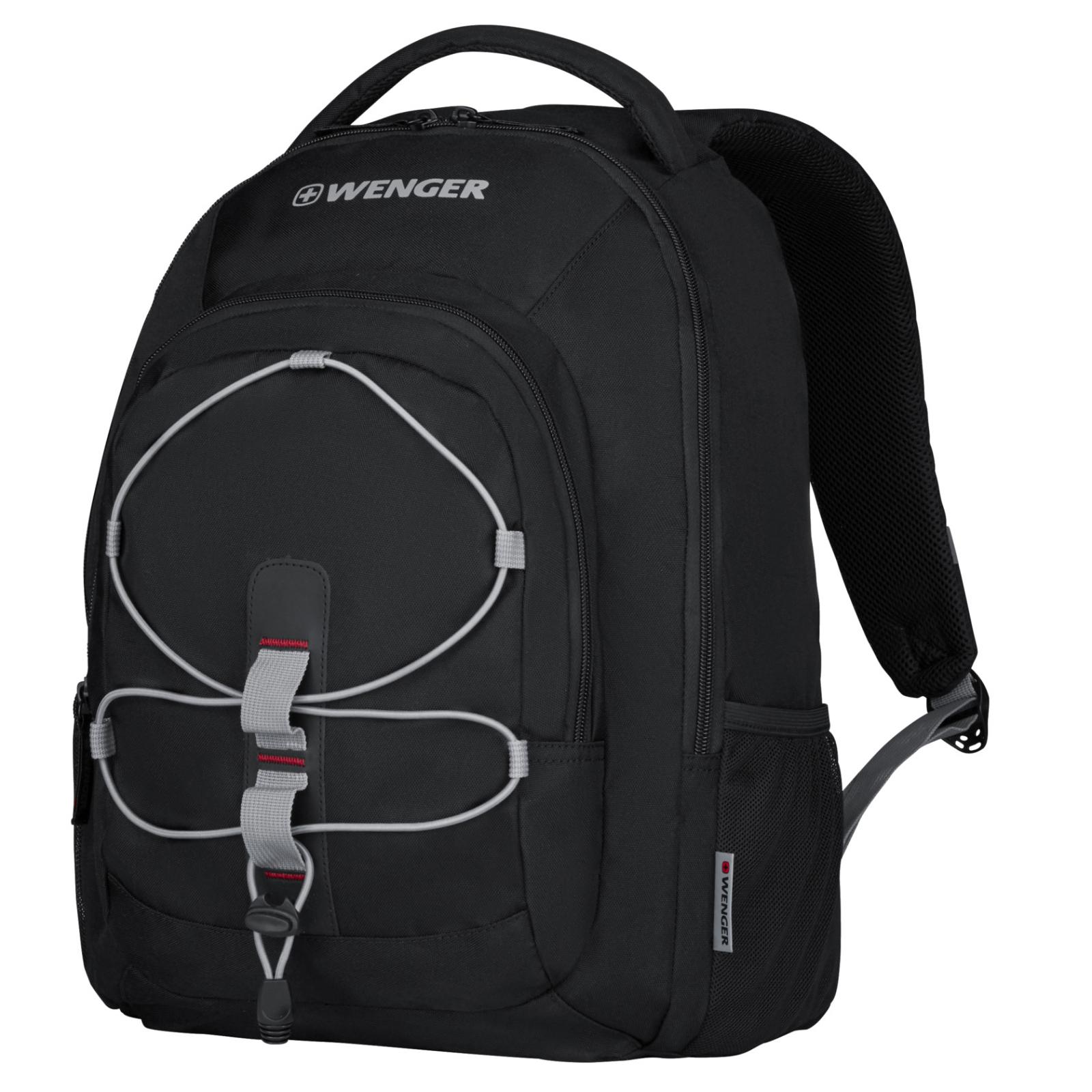 """Рюкзак для ноутбука Wenger 16"""" Mars Black (610205)"""