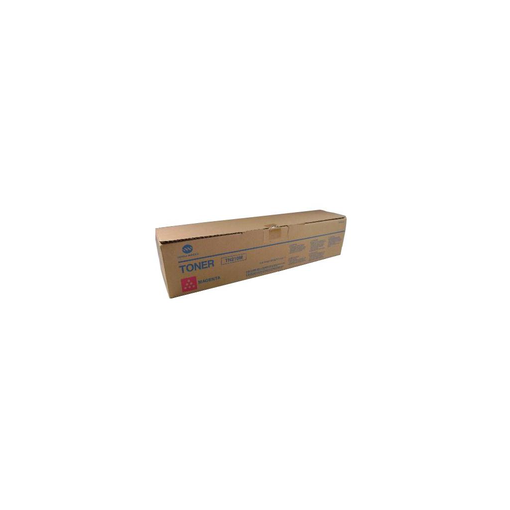 Тонер KONICA MINOLTA TN-210M (260г) Magenta /Bizhub C250 (8938511)