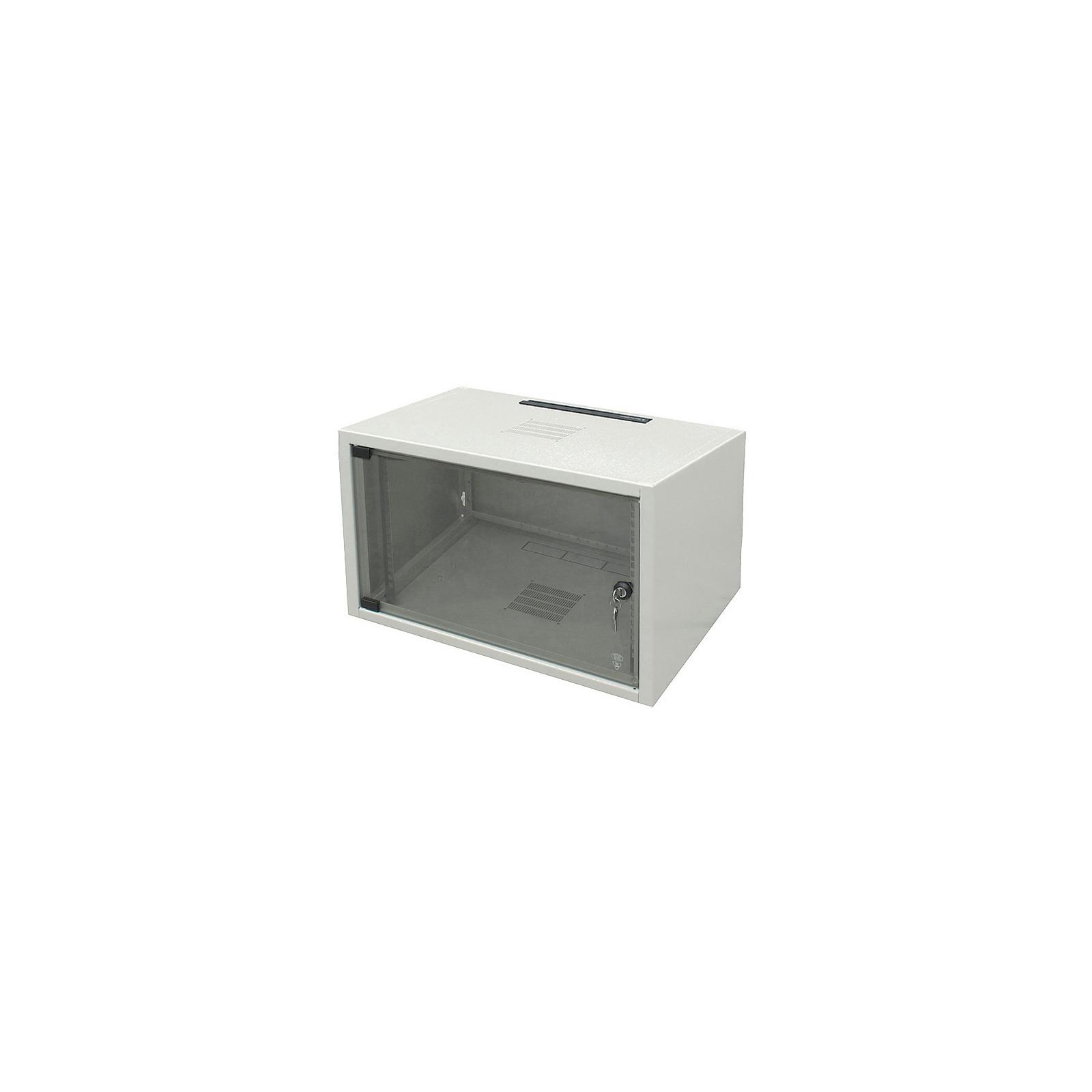 Шкаф настенный 6U Zpas (WZ-3504-01-01-011)