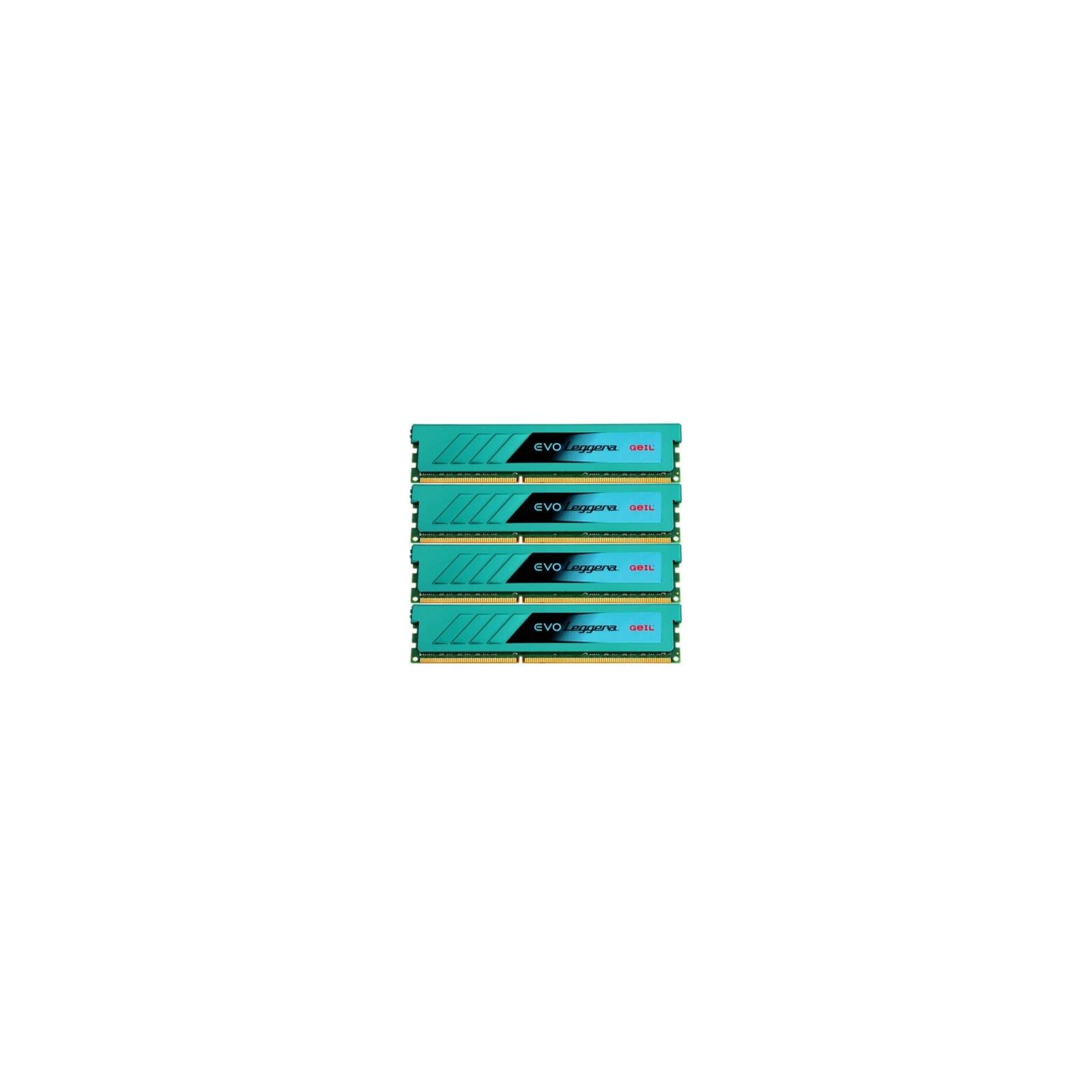 Модуль памяти для компьютера DDR3 32GB (4x8GB) 1866 MHz GEIL (GEL332GB1866C10QC)