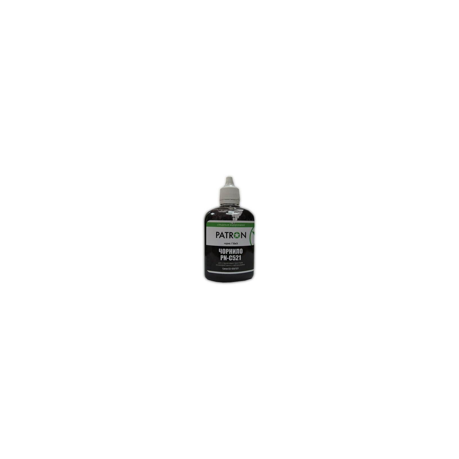 Чернила PATRON CANON CLI-426/521 BLACK (PN-C521-285)