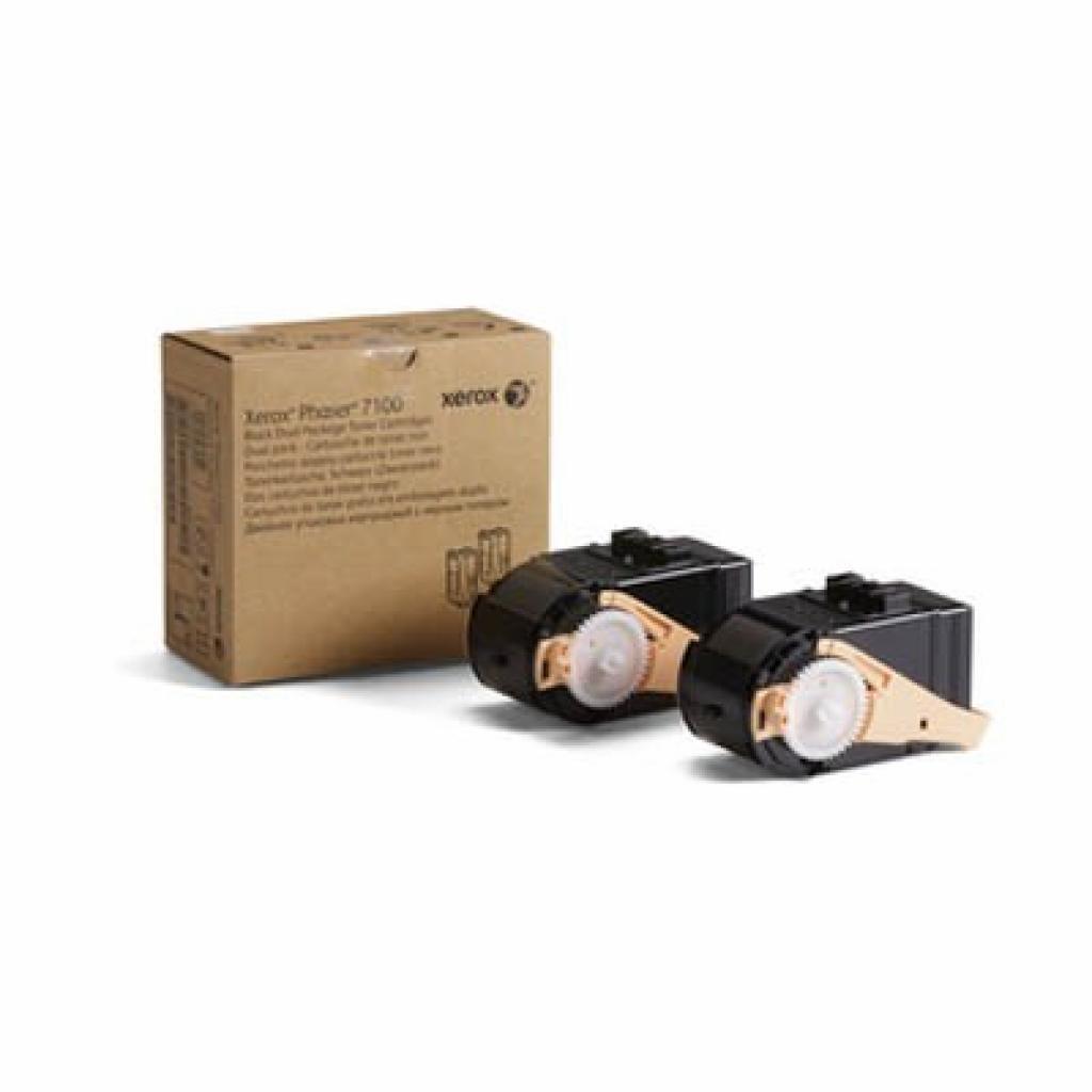 Тонер-картридж XEROX PH7100 Black (Max) (106R02612)