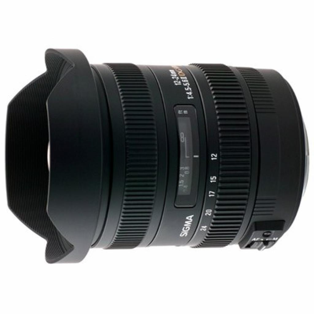 Объектив Sigma 12-24mm f/4.5-5.6 II DG HSM for Canon (204954)