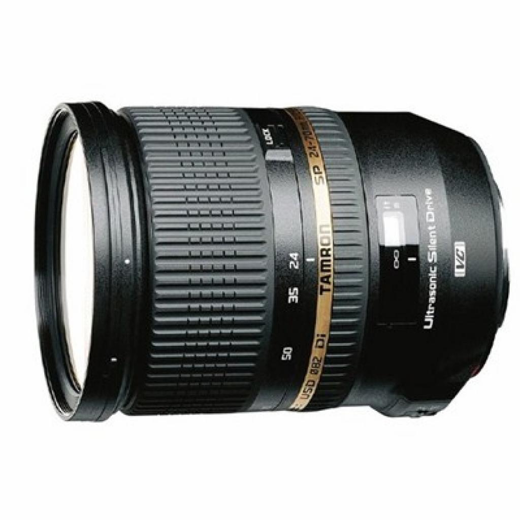 Объектив Tamron AF SP 24-70 f/2.8 Di VC USD for Canon (AF 24-70mm for Canon)