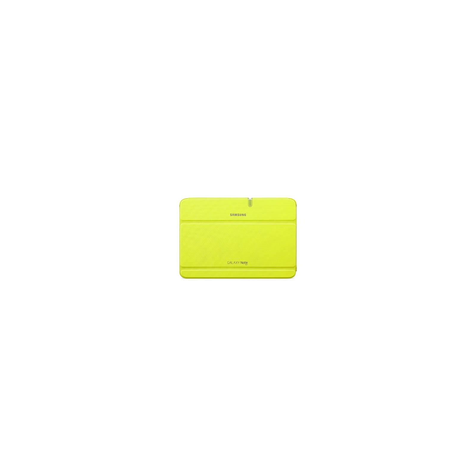 """Чехол для планшета Samsung N8000, 10.1"""" Lime Green (EFC-1G2NMECSTD)"""
