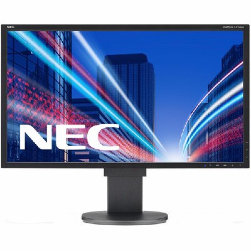 Монитор NEC EA224WMi black