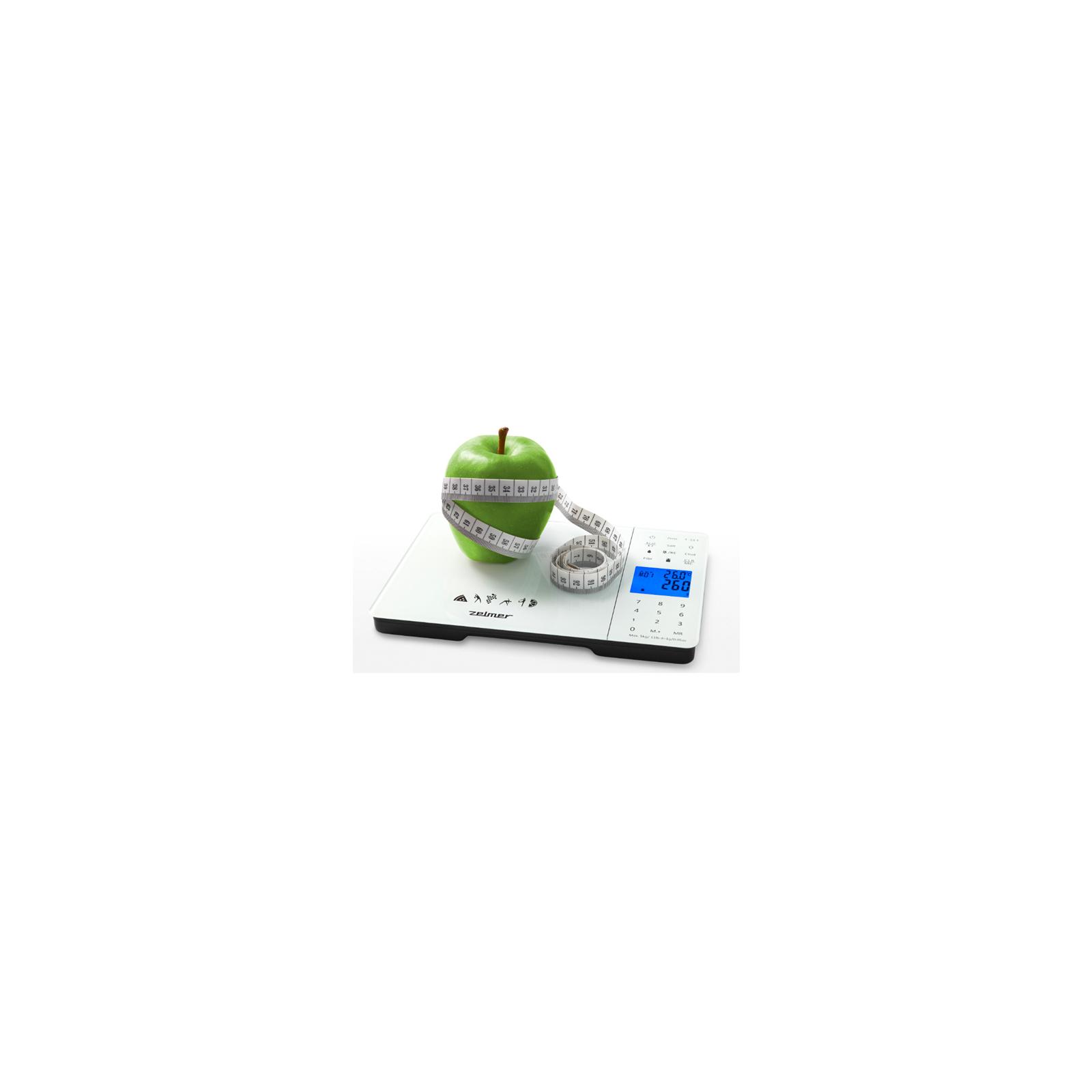 Весы кухонные Zelmer KS1700 изображение 2
