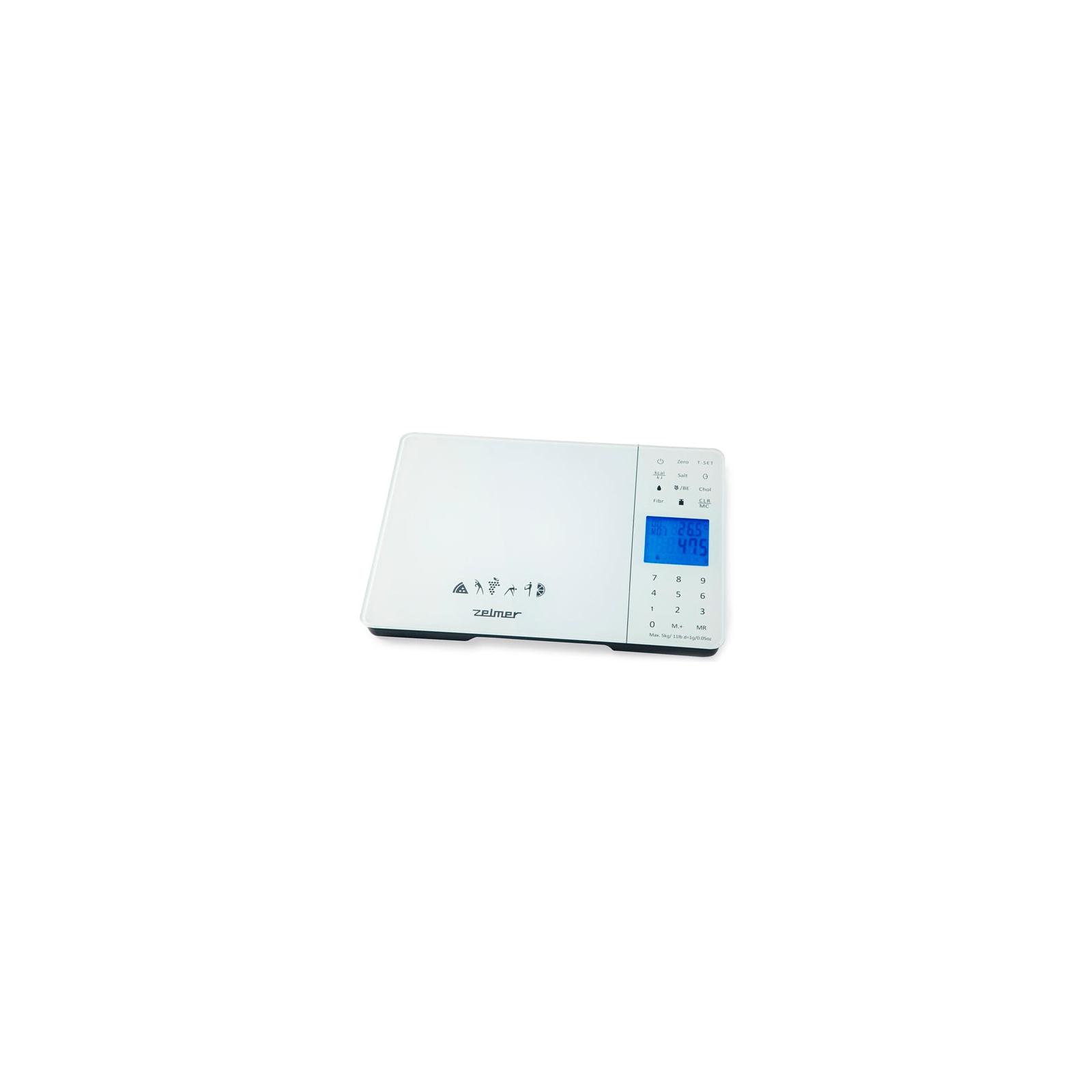 Весы кухонные Zelmer KS1700