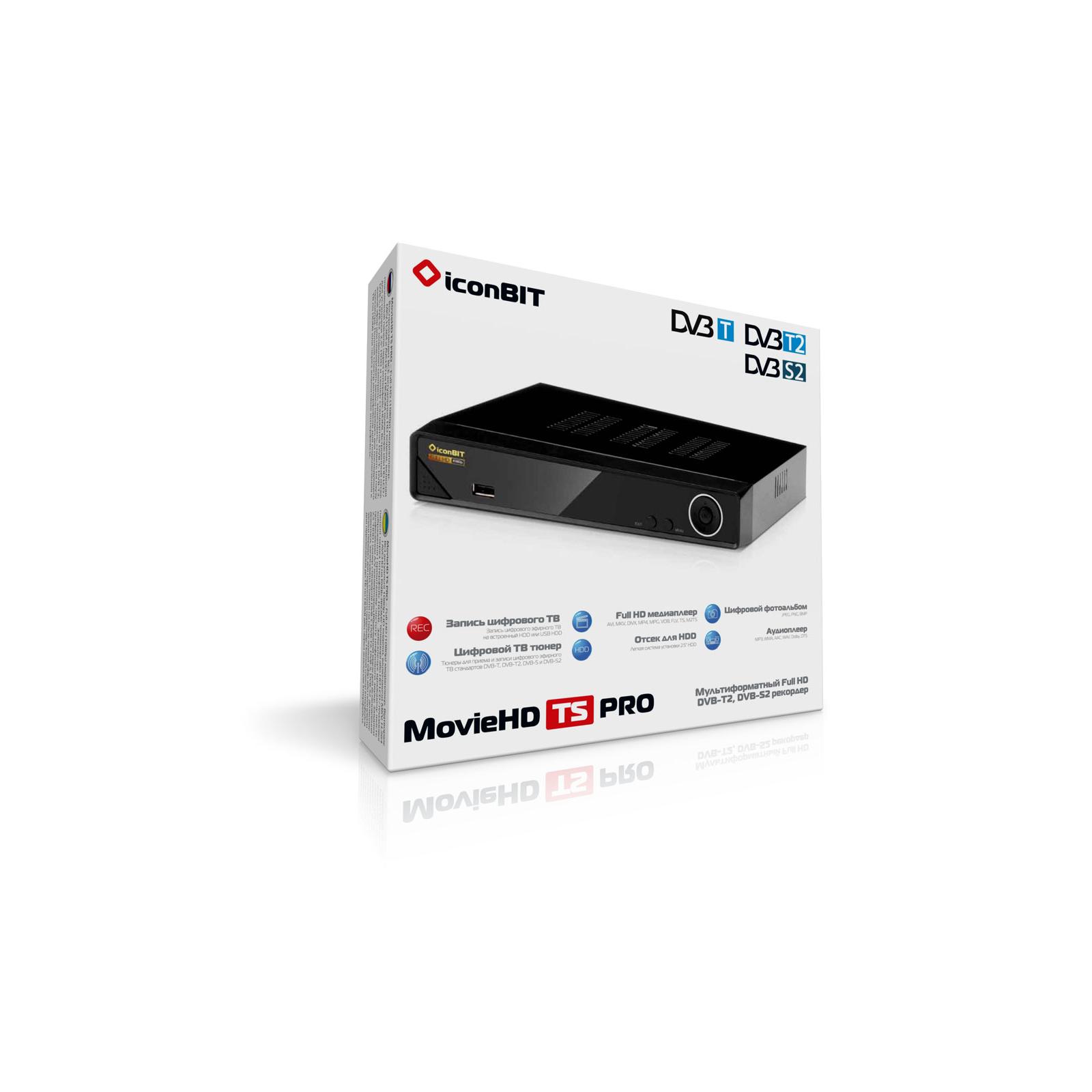 Медиаплеер iconBIT Movie HD TS Pro изображение 3