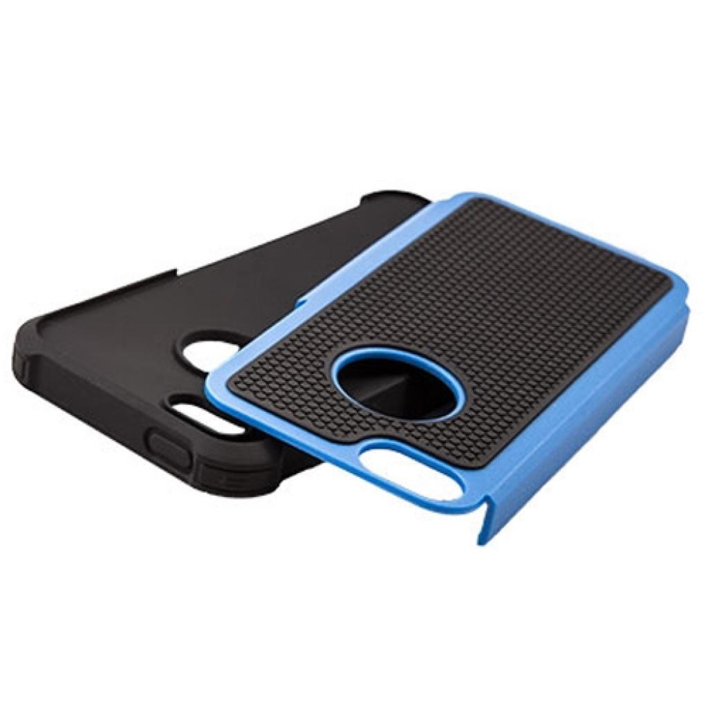 Чехол для моб. телефона Drobak для Apple Iphone 5/Anti-Shock/Blue (210261) изображение 2