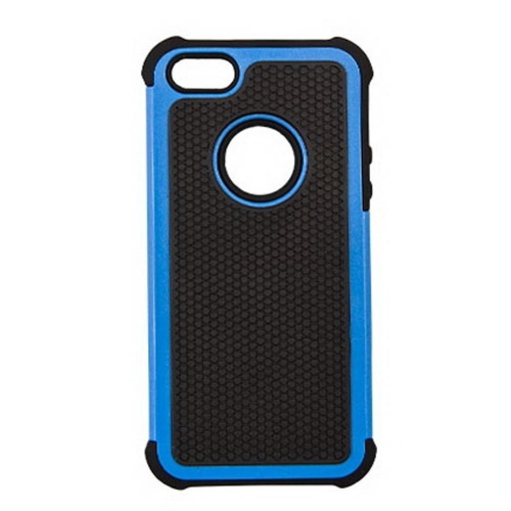 Чехол для моб. телефона Drobak для Apple Iphone 5/Anti-Shock/Blue (210261)