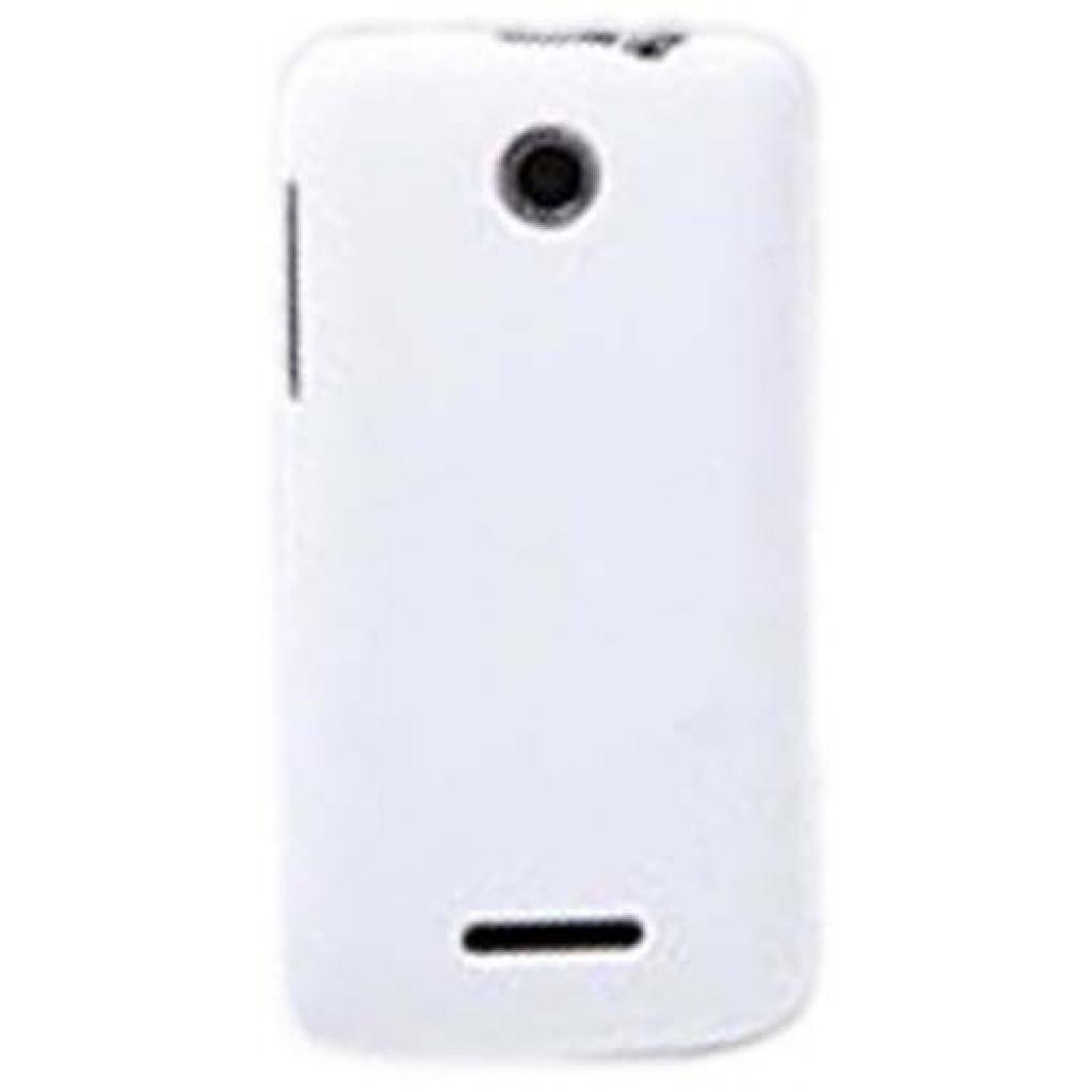 Чехол для моб. телефона NILLKIN для Lenovo A390 /Super Frosted Shield/White (6100825)