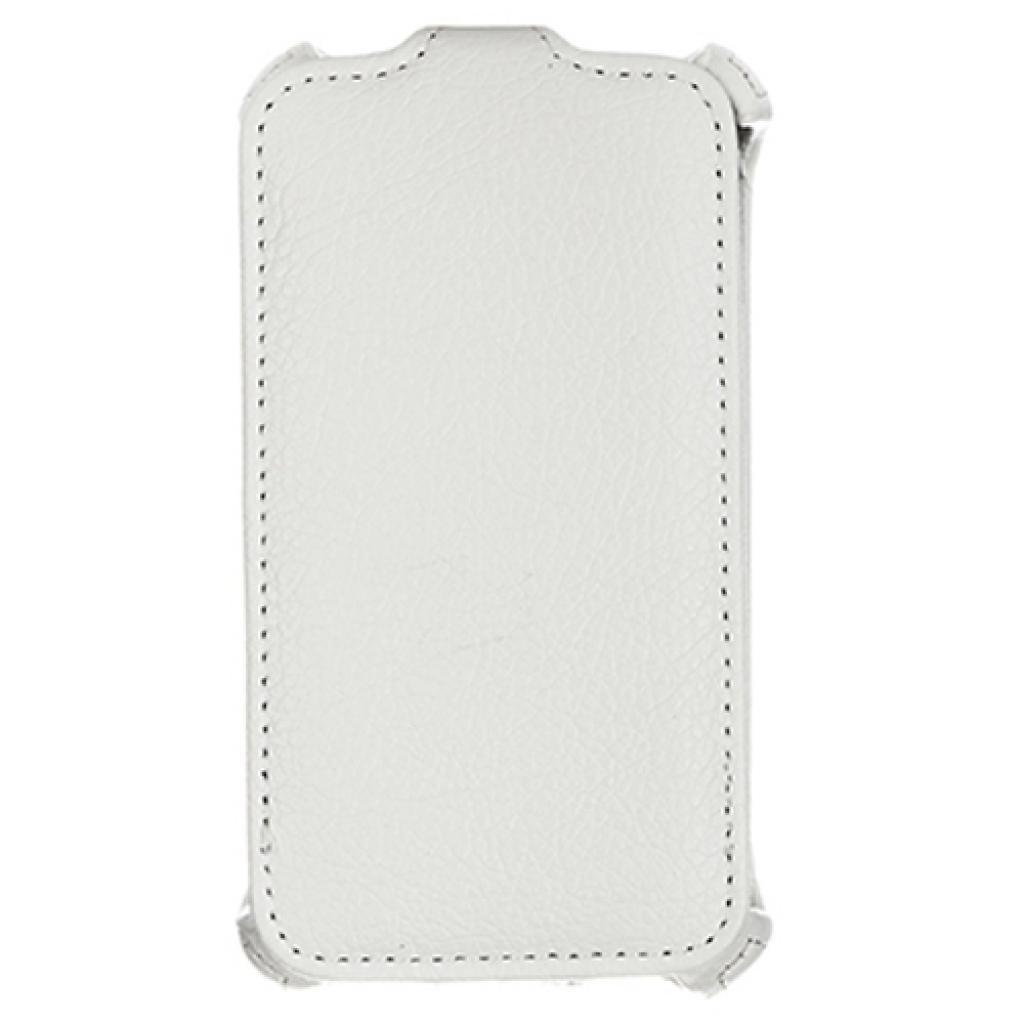 Чехол для моб. телефона для Sony Xperia E1 (White) Lux-flip Drobak (215812)