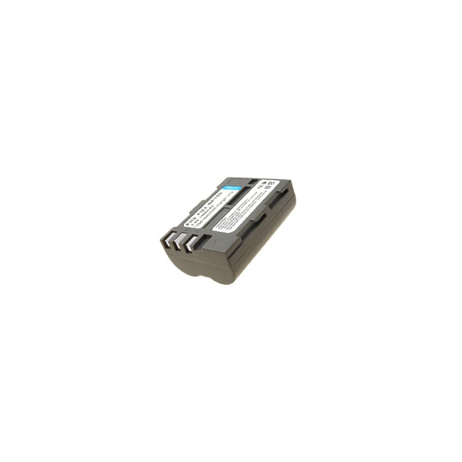 Аккумулятор к фото/видео PowerPlant Fuji NP-150 (DV00DV1224)