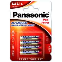 Батарейка PANASONIC LR03 Pro Power * 4 (LR03XEG/4BP)