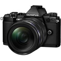 Цифровой фотоаппарат OLYMPUS E-M5 mark II 12-40 PRO Kit black/black (V207041BE000)