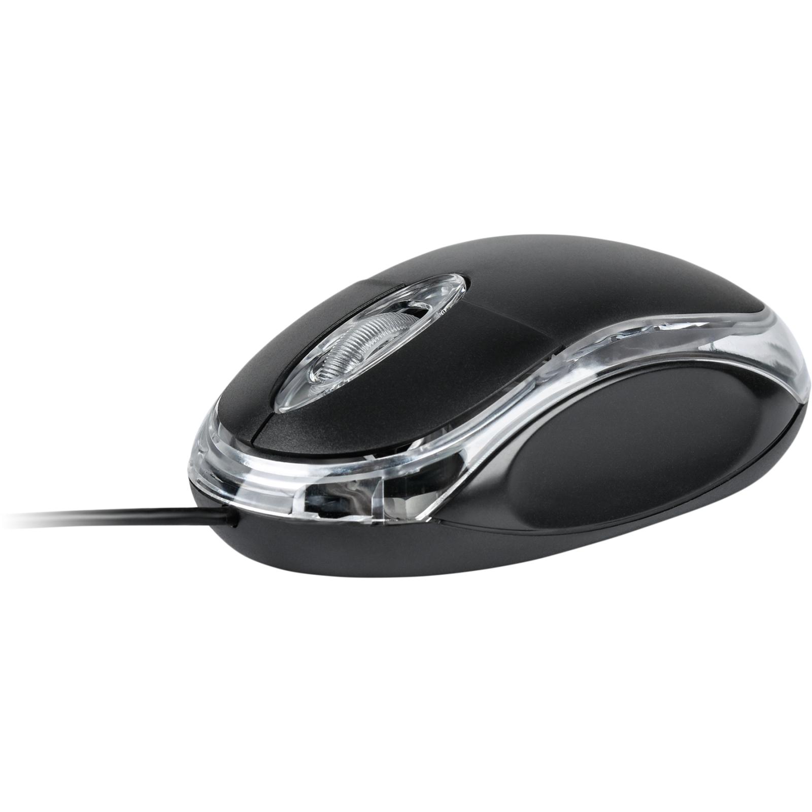 Мышка Vinga MS201BK изображение 2