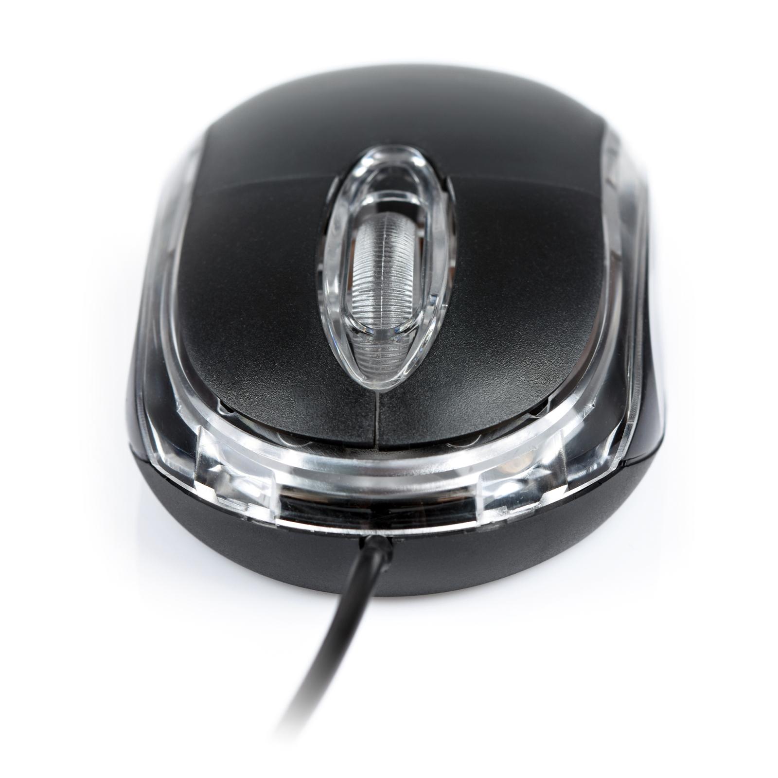 Мышка Vinga MS201BK изображение 5