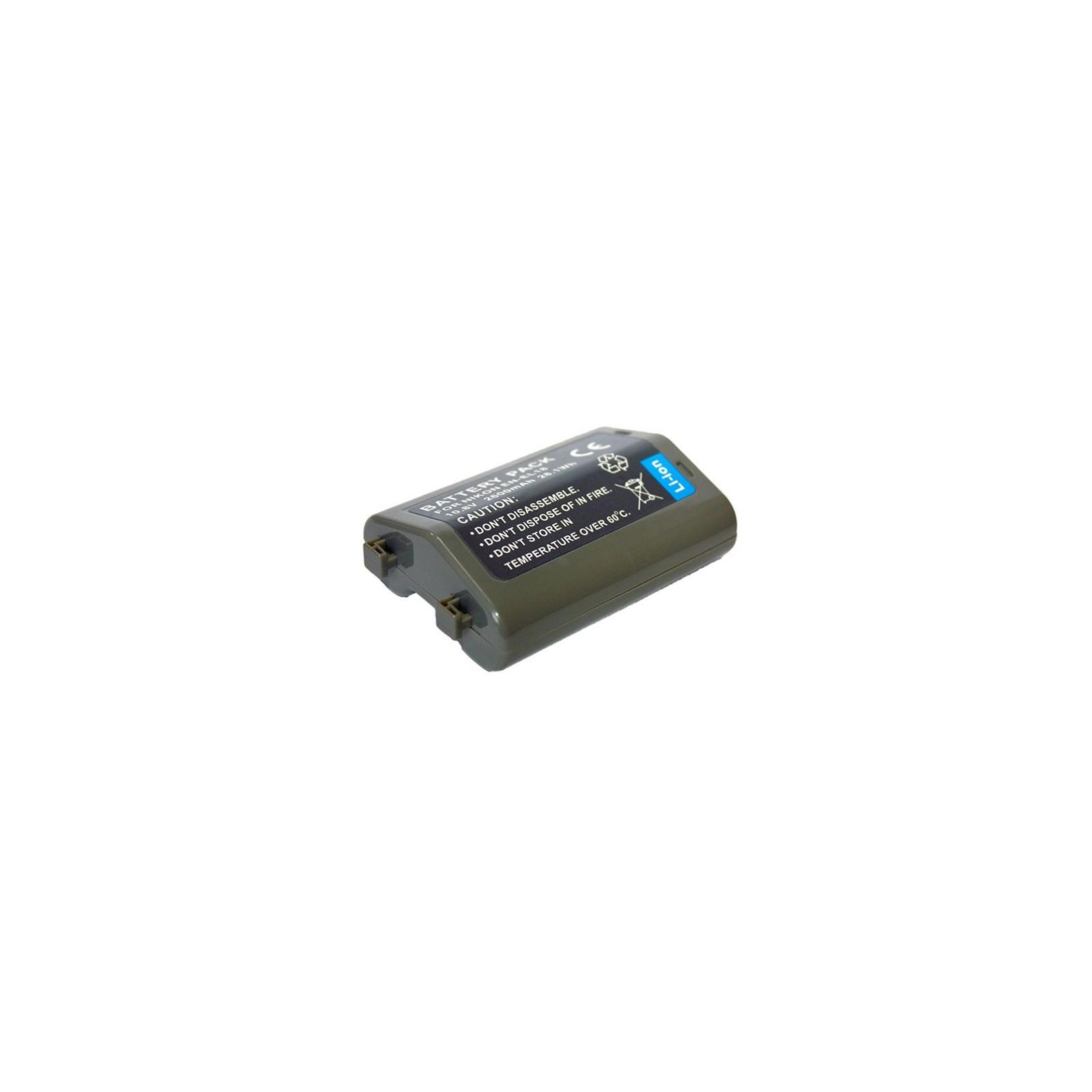 Аккумулятор к фото/видео EXTRADIGITAL Nikon EN-EL18 (DV00DV1384) изображение 3