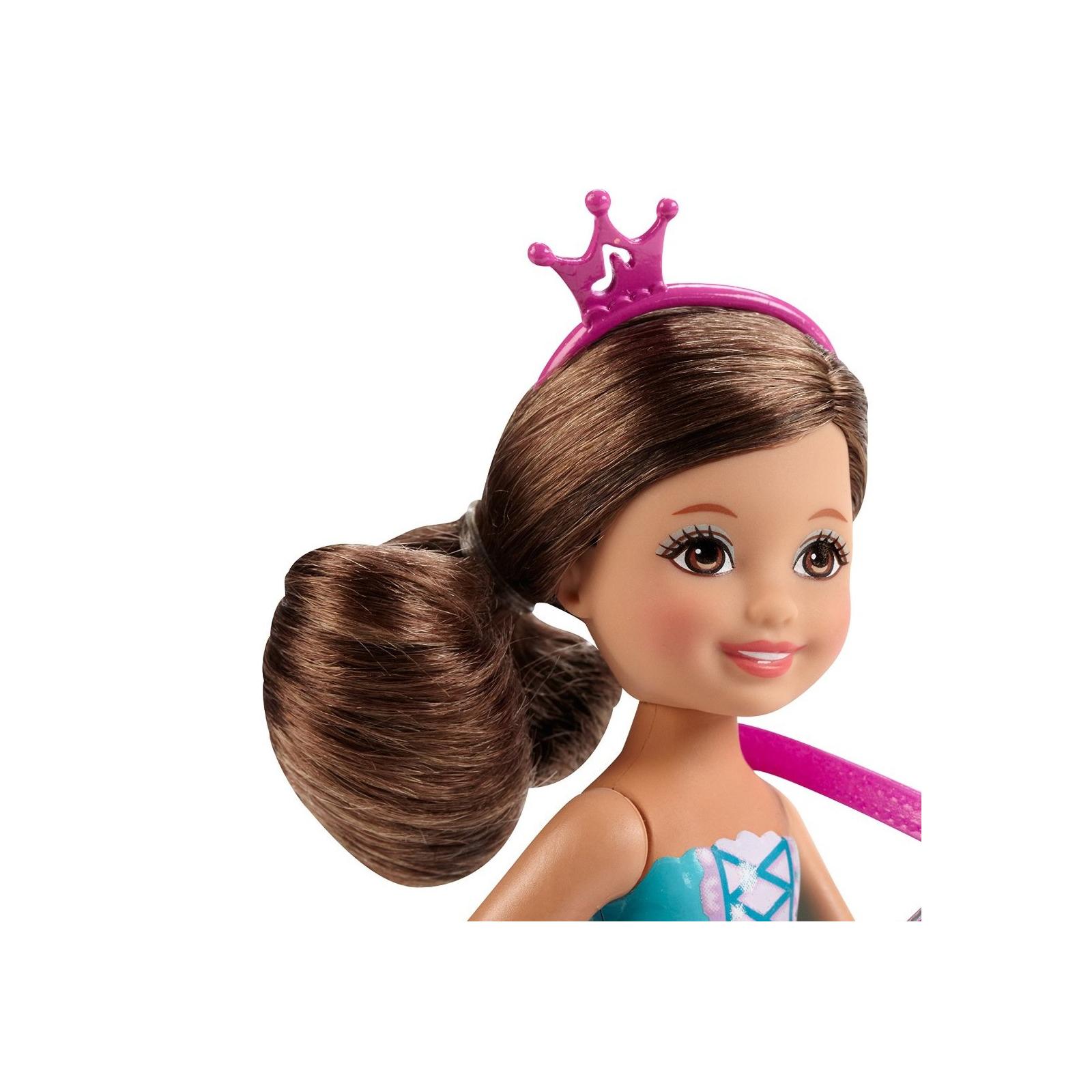 Кукла BARBIE Челси из м/ф Барби: Рок-принцесса с гитарой (CKB68-2) изображение 2
