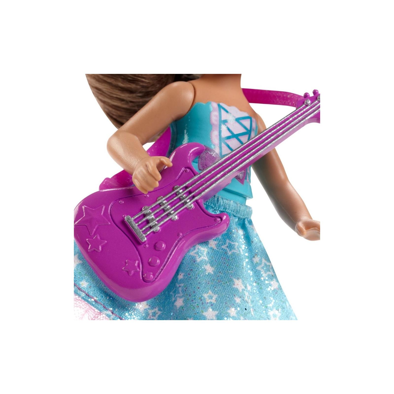 Кукла BARBIE Челси из м/ф Барби: Рок-принцесса с гитарой (CKB68-2) изображение 3
