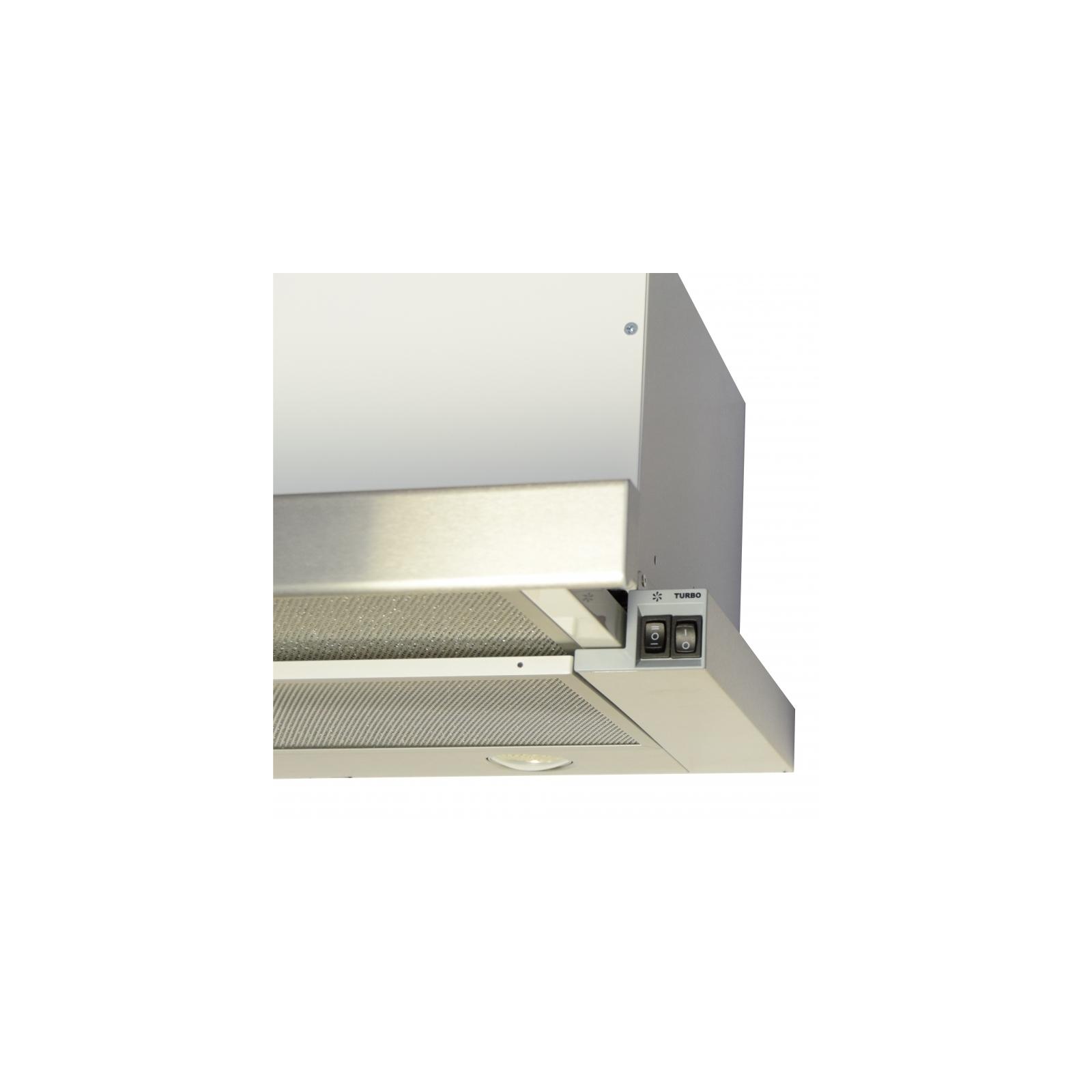 Вытяжка кухонная ELEYUS Storm 1200 LED 60 IS изображение 8