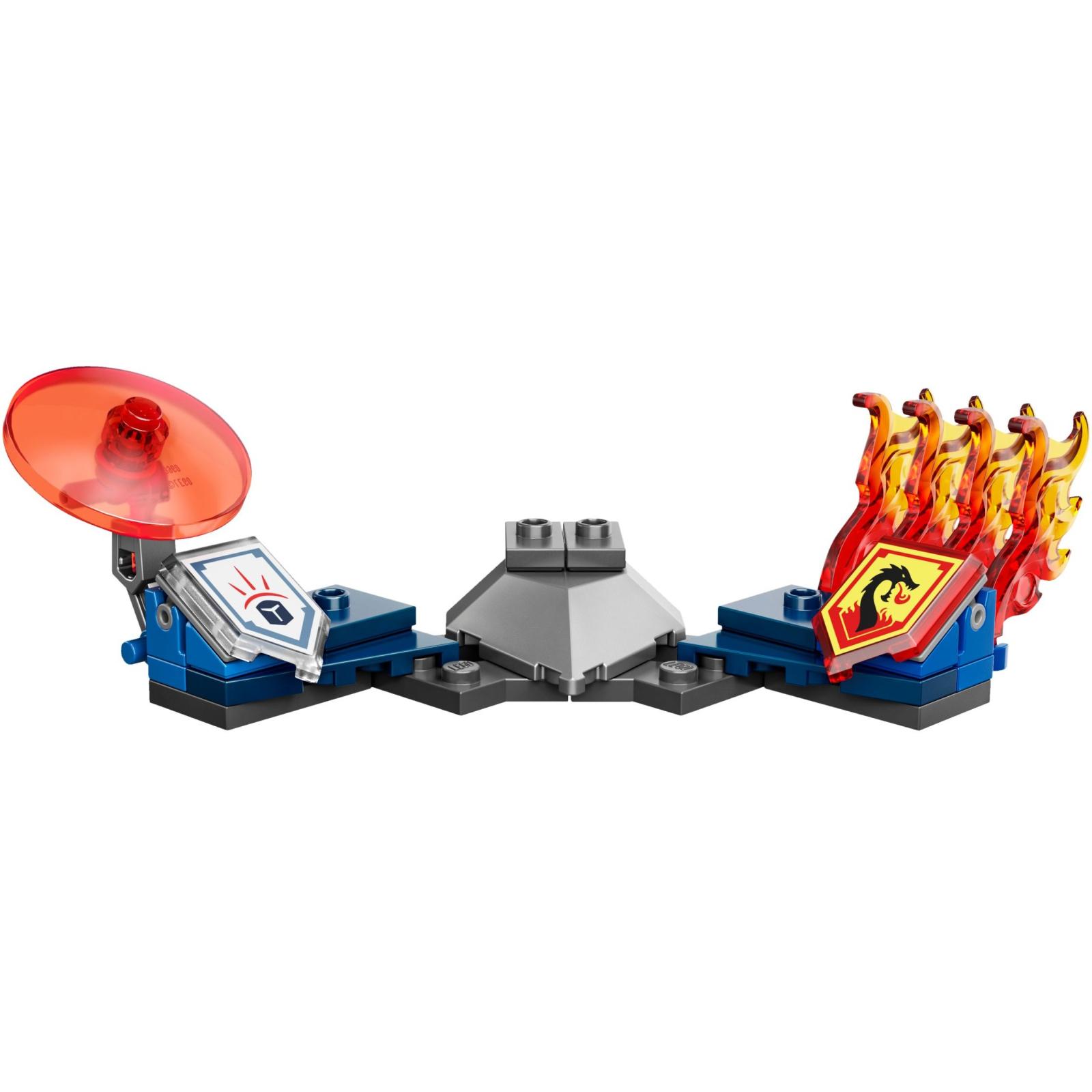 Конструктор LEGO Nexo Knights Клэй Абсолютная сила (70330) изображение 4