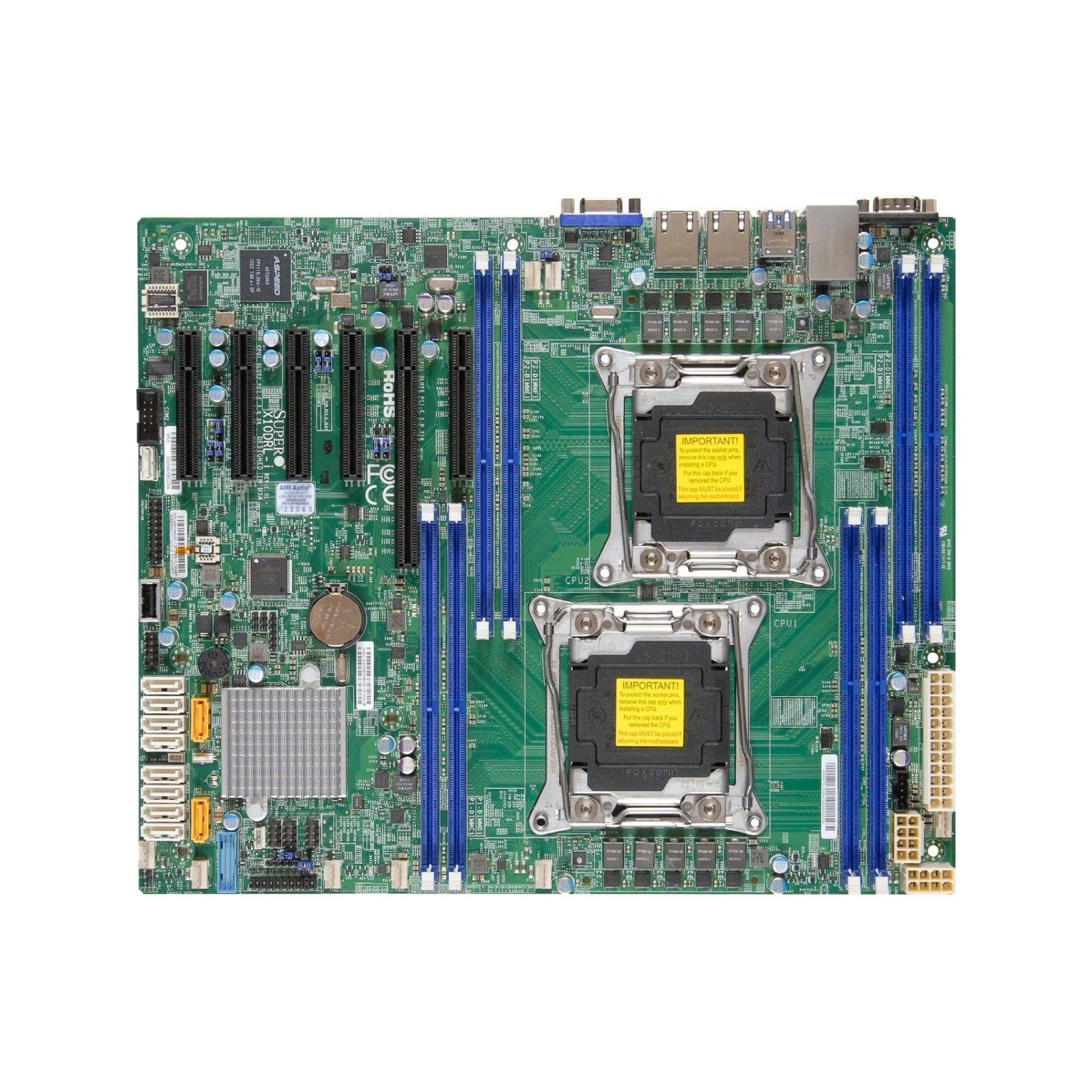 Серверная МП Supermicro X10DRL-I-O