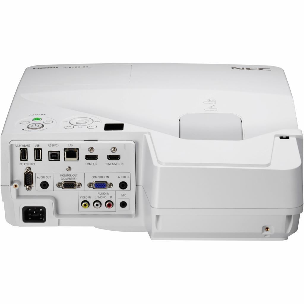 Проектор NEC UM301W (60003800 / 60003840) изображение 2