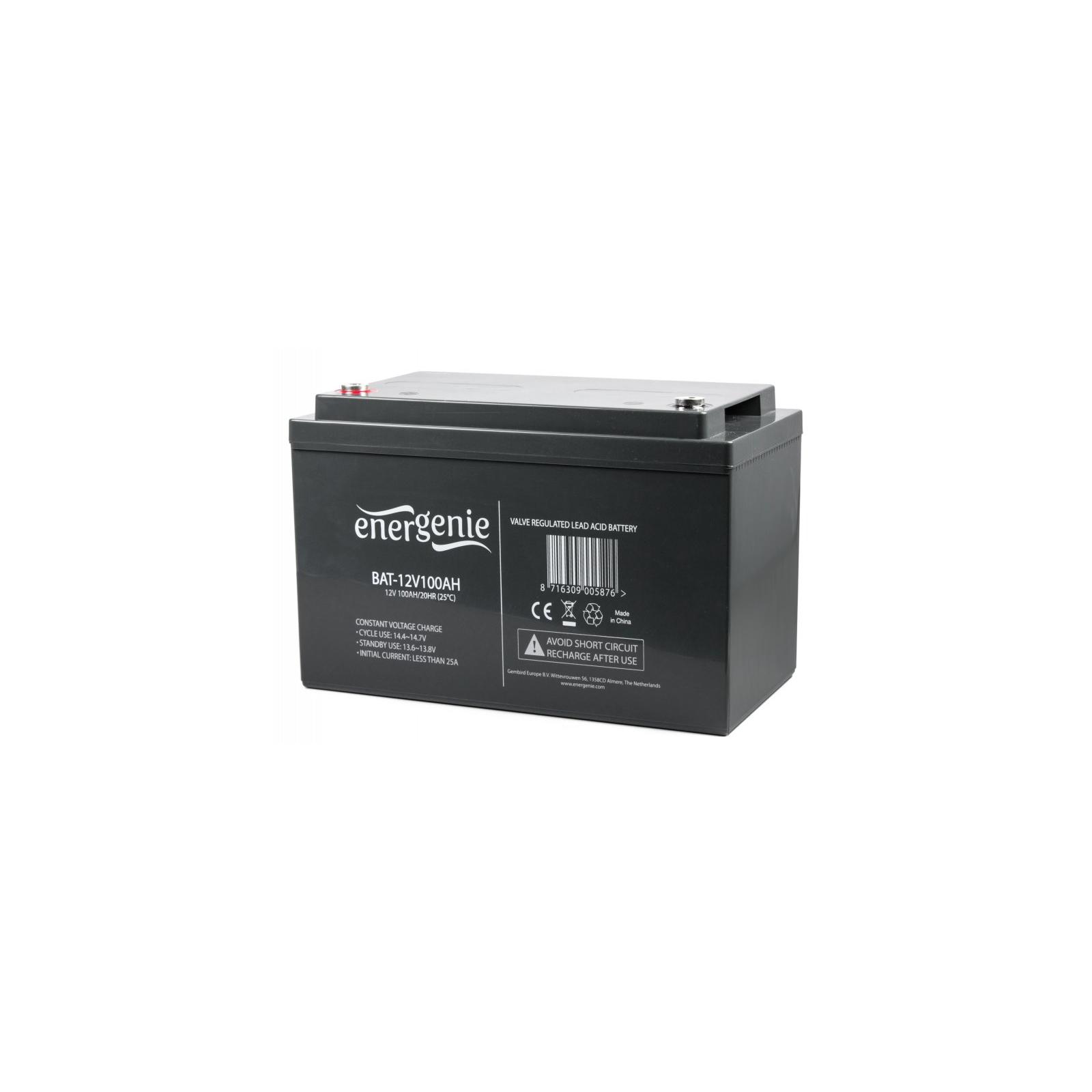 Батарея к ИБП EnerGenie 12В 100 Ач (BAT-12V100AH)