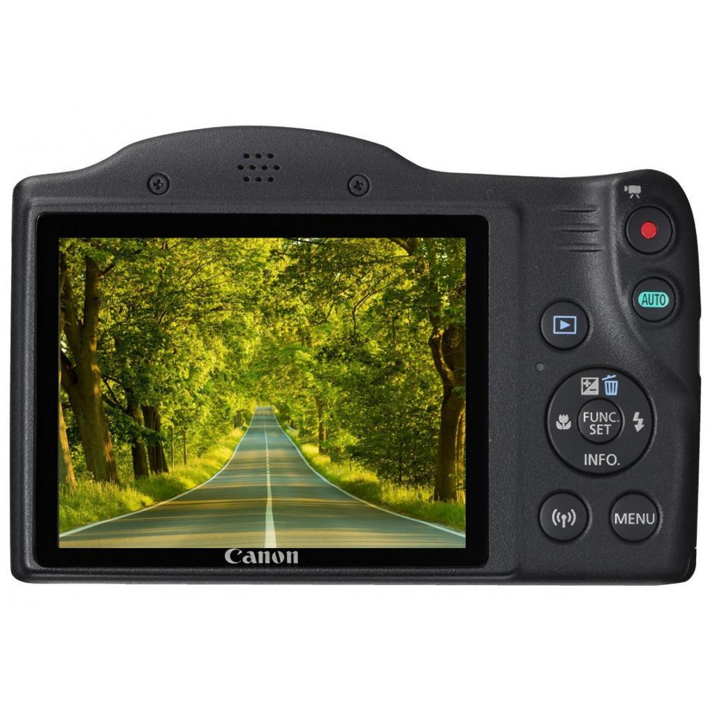 Цифровой фотоаппарат Canon PowerShot SX420 IS Black (1068C012) изображение 5