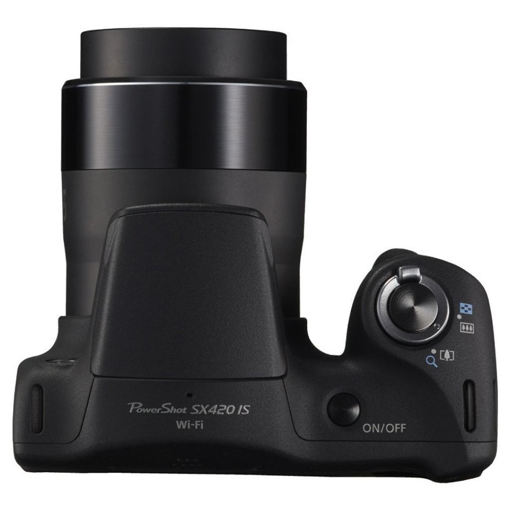 Цифровой фотоаппарат Canon PowerShot SX420 IS Black (1068C012) изображение 7