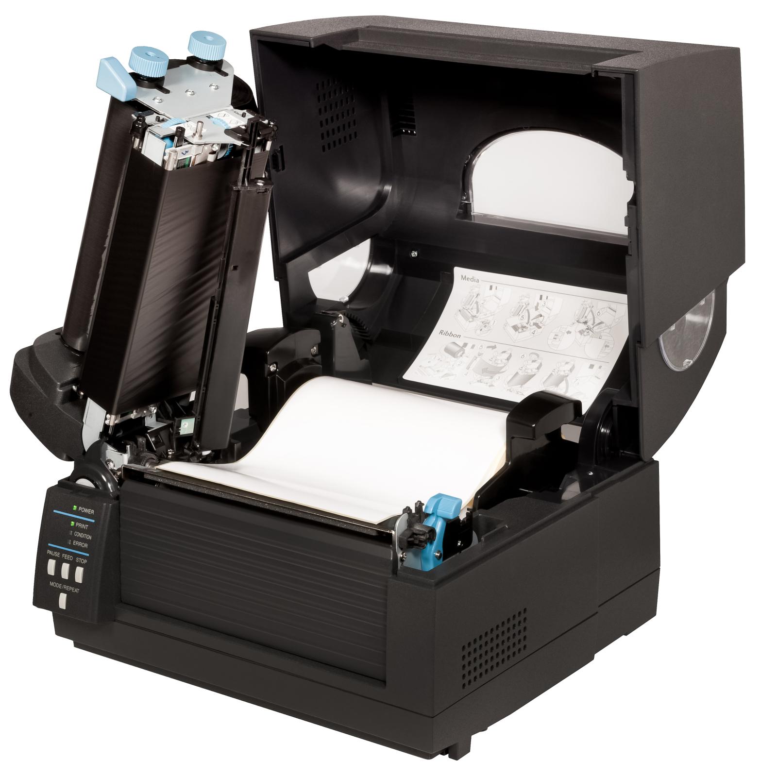 Принтер этикеток Citizen CL-S6621 (1000836) изображение 4