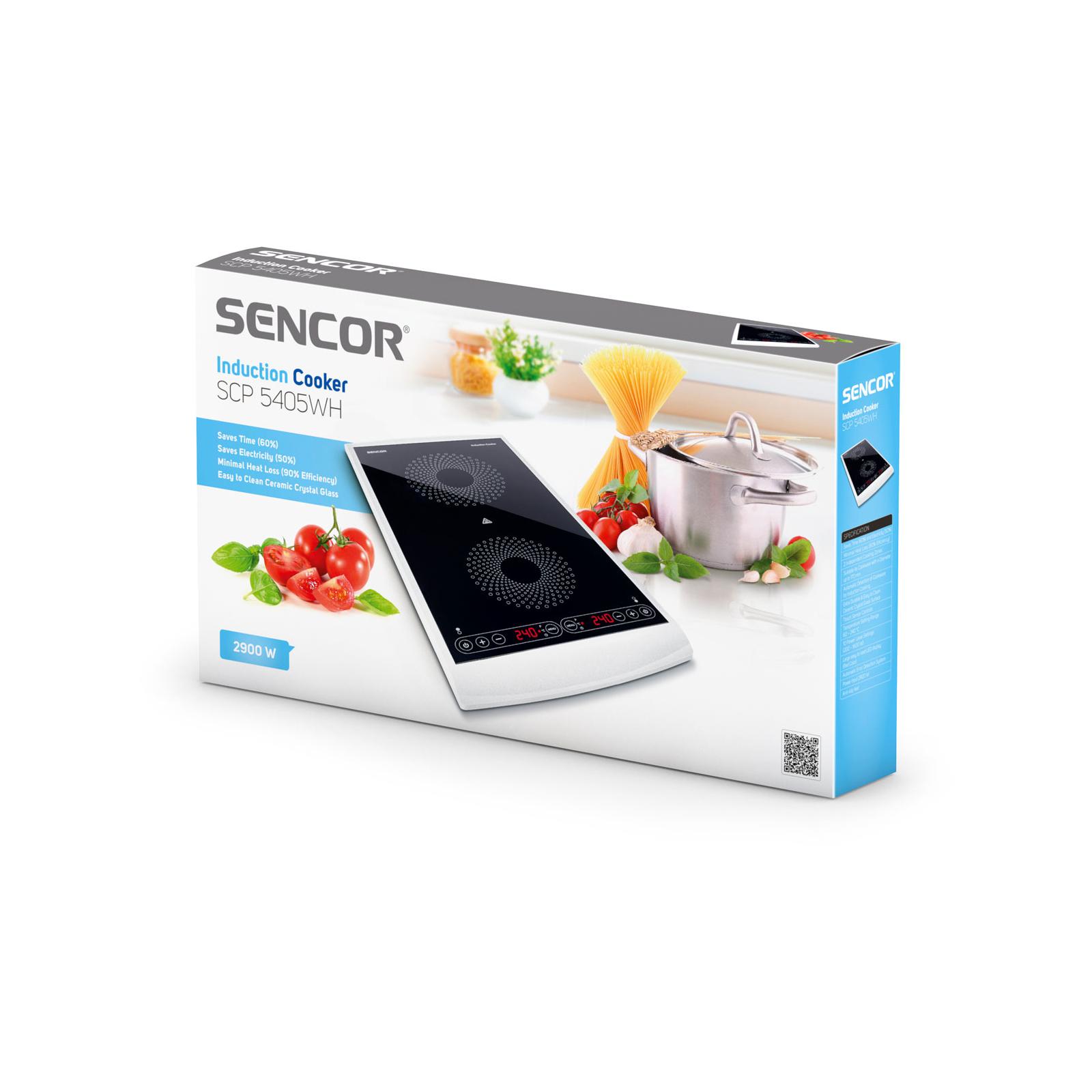 Электроплитка Sencor SCP 5405 WH (SCP5405WH) изображение 2