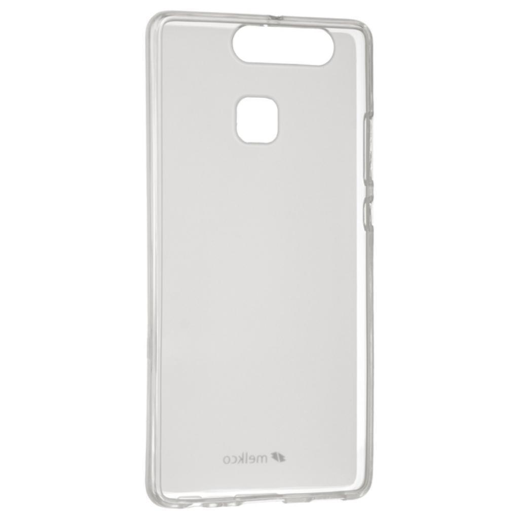 Чехол для моб. телефона Melkco для Huawei P9 - DP (TPU + 9H Glass) Transparent (6284986) изображение 2