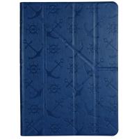 "Чехол для планшета Utty для Y-case Pattern универс. 9-10"" Blue Anchor (252881)"