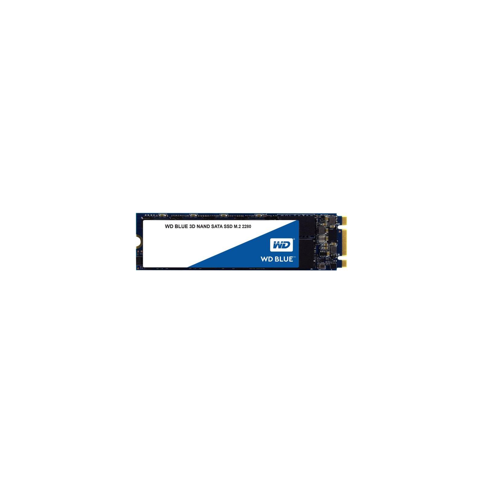 Накопитель SSD M.2 2280 2TB WD (WDS200T2B0B)