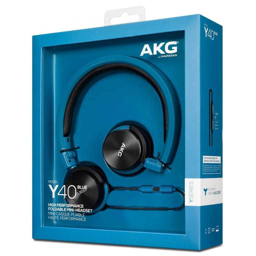 Картинки по запросу AKG Y40 Blue (Y40BLU)