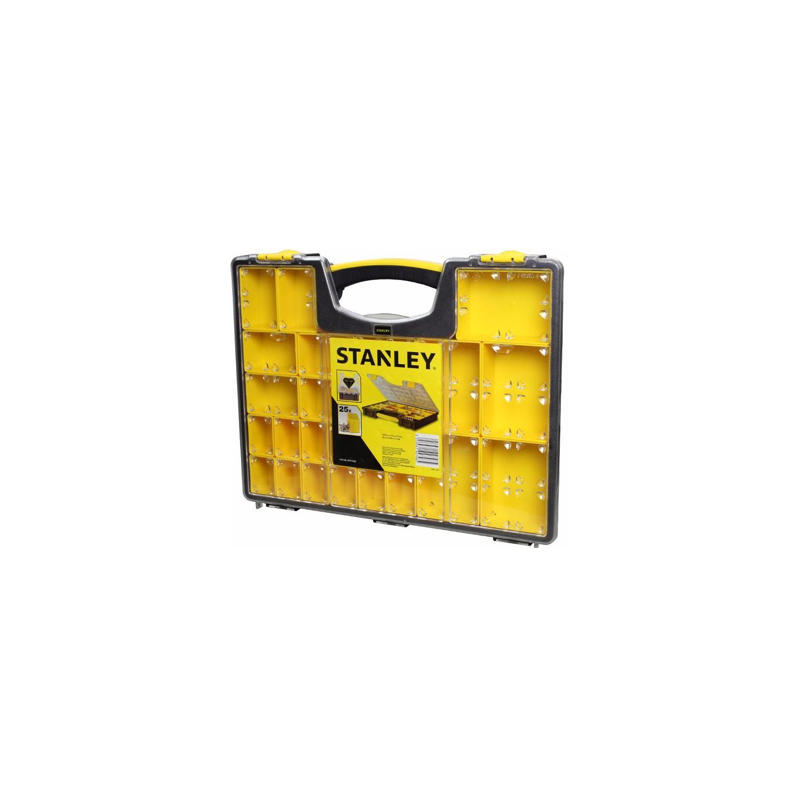 Ящик для инструментов Stanley органайзер профессиональный (422х52х334 мм) (1-92-748) изображение 2