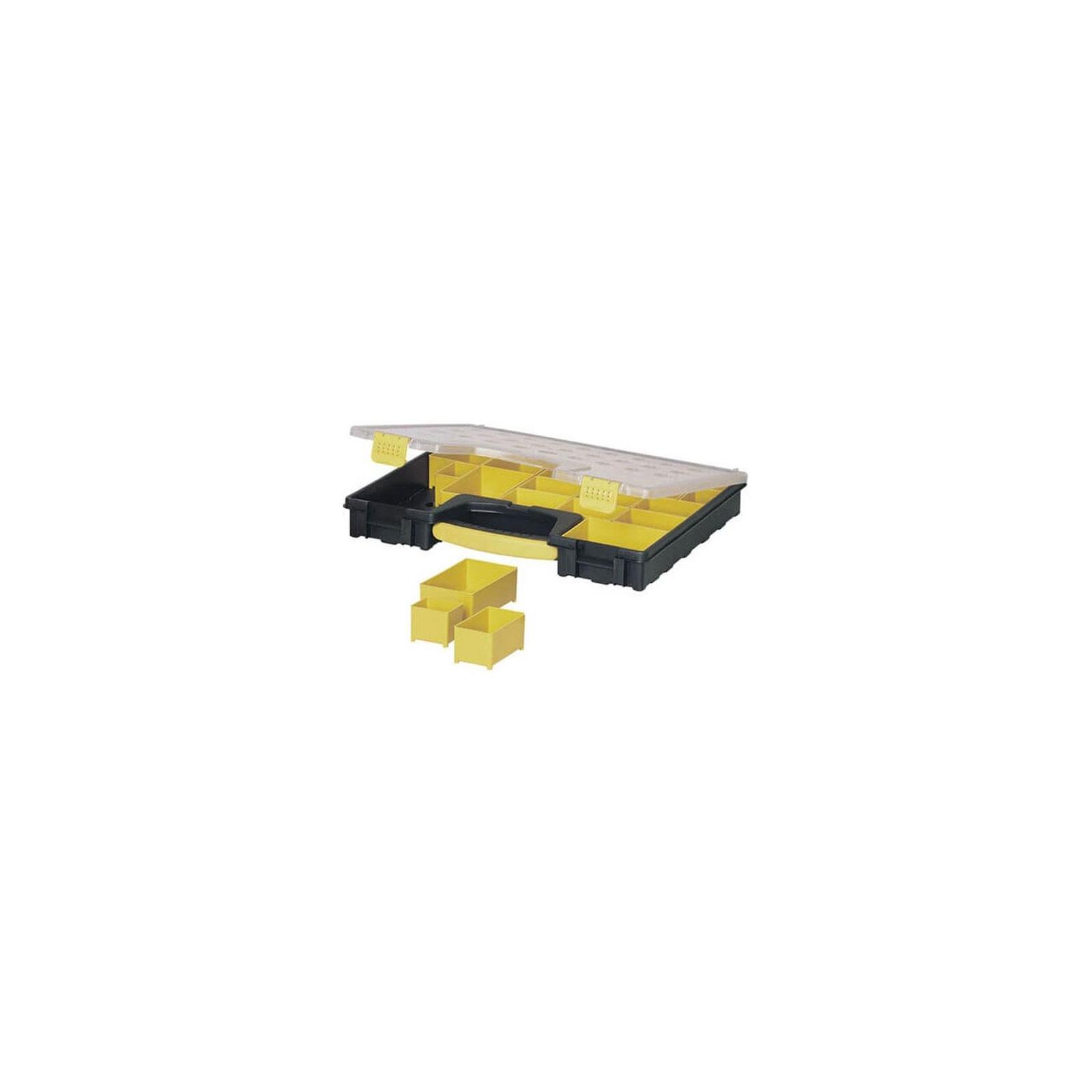 Ящик для инструментов Stanley органайзер профессиональный (422х52х334 мм) (1-92-748) изображение 3