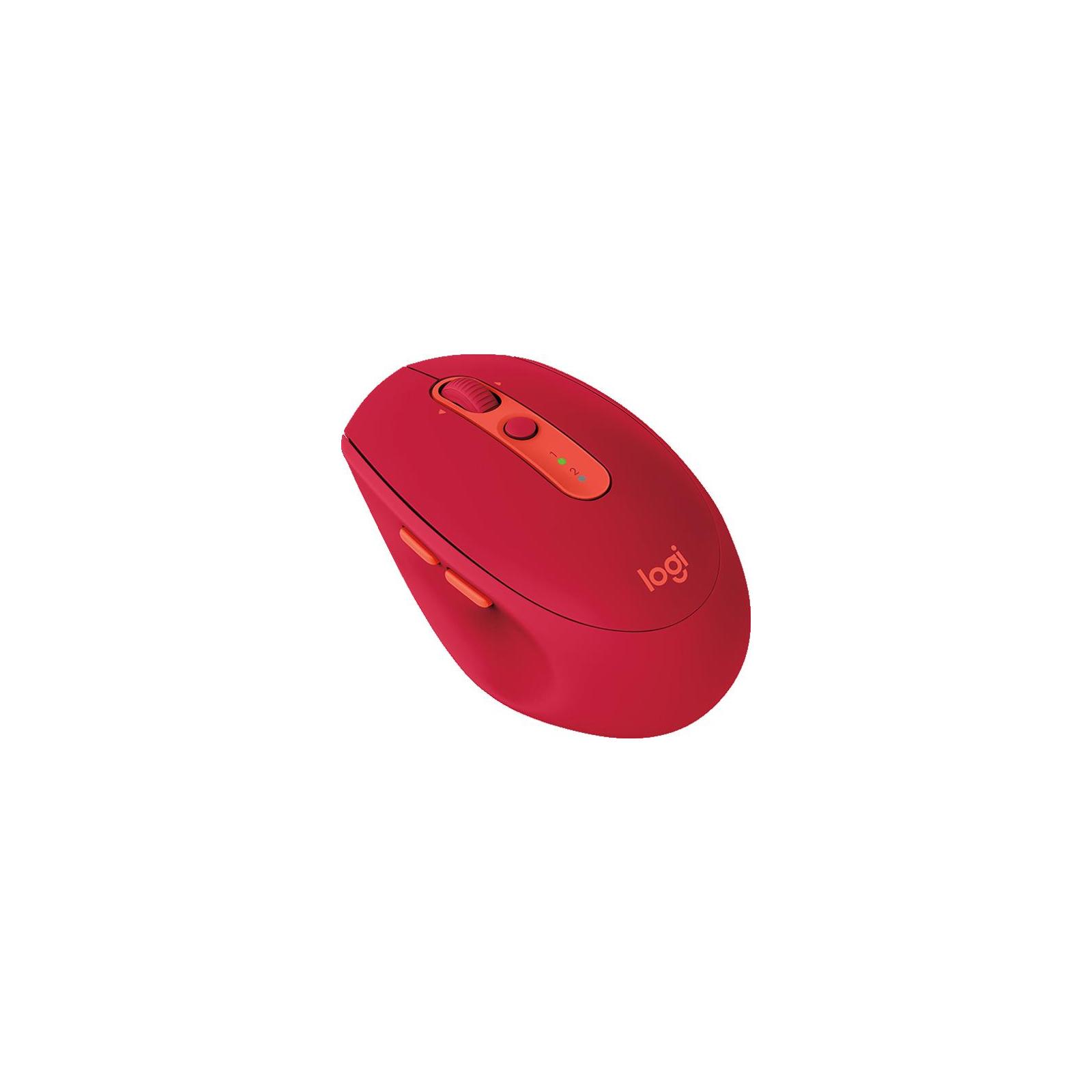 Мышка Logitech M590 Silent Ruby (910-005199) изображение 2