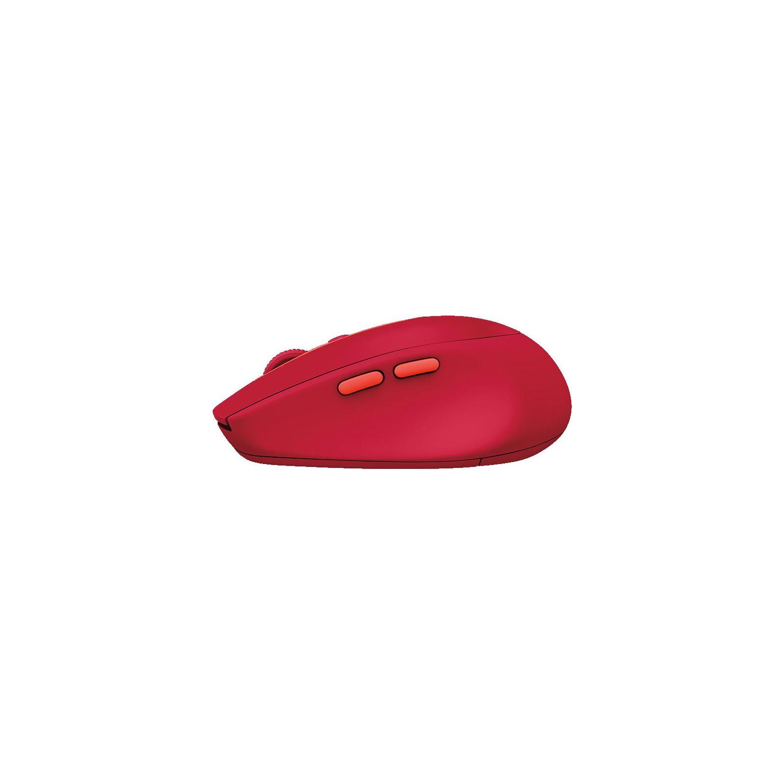 Мышка Logitech M590 Silent Ruby (910-005199) изображение 4