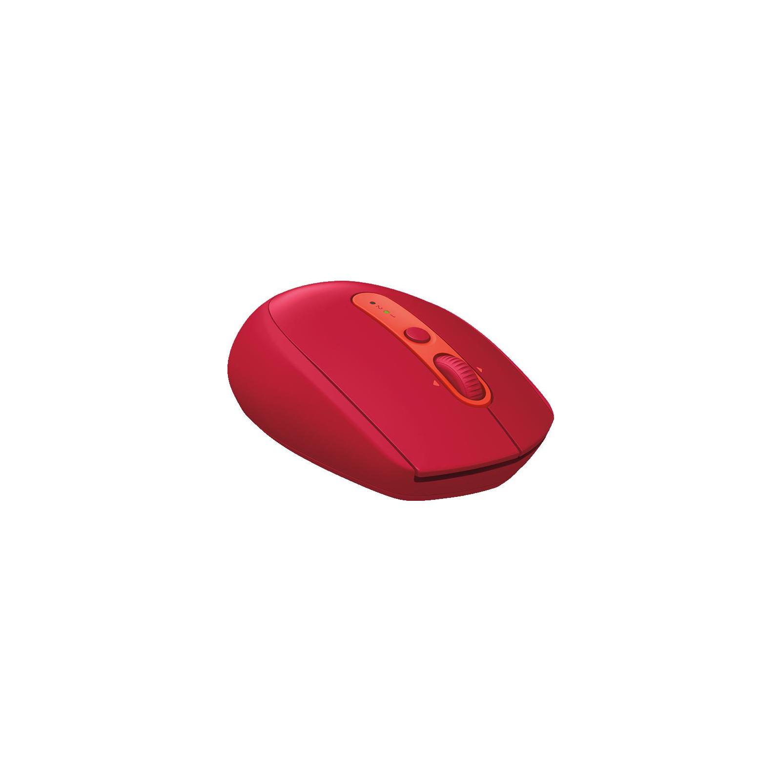 Мышка Logitech M590 Silent Ruby (910-005199)