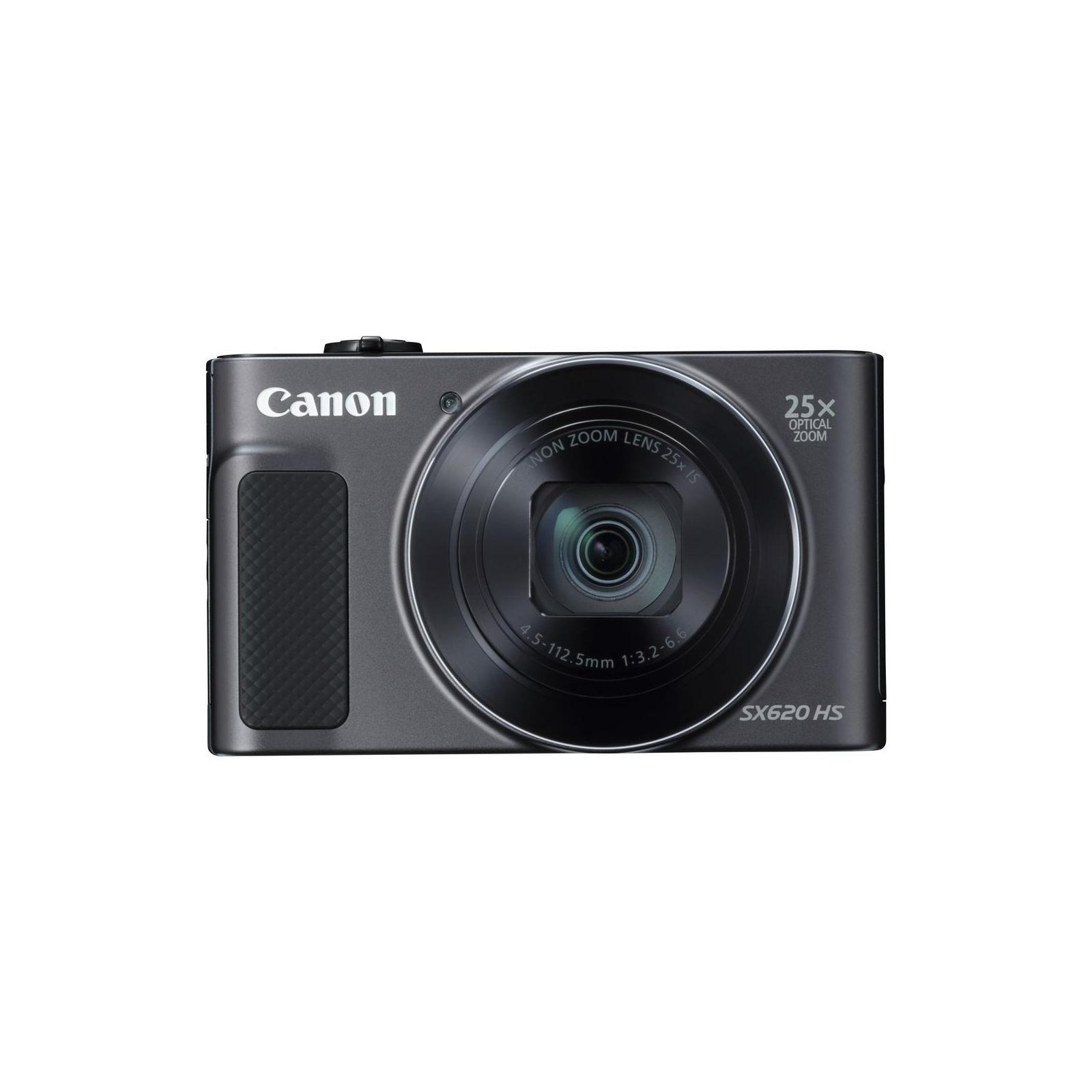 Цифровий фотоапарат Canon Powershot SX620 HS Black (1072C014) зображення 2