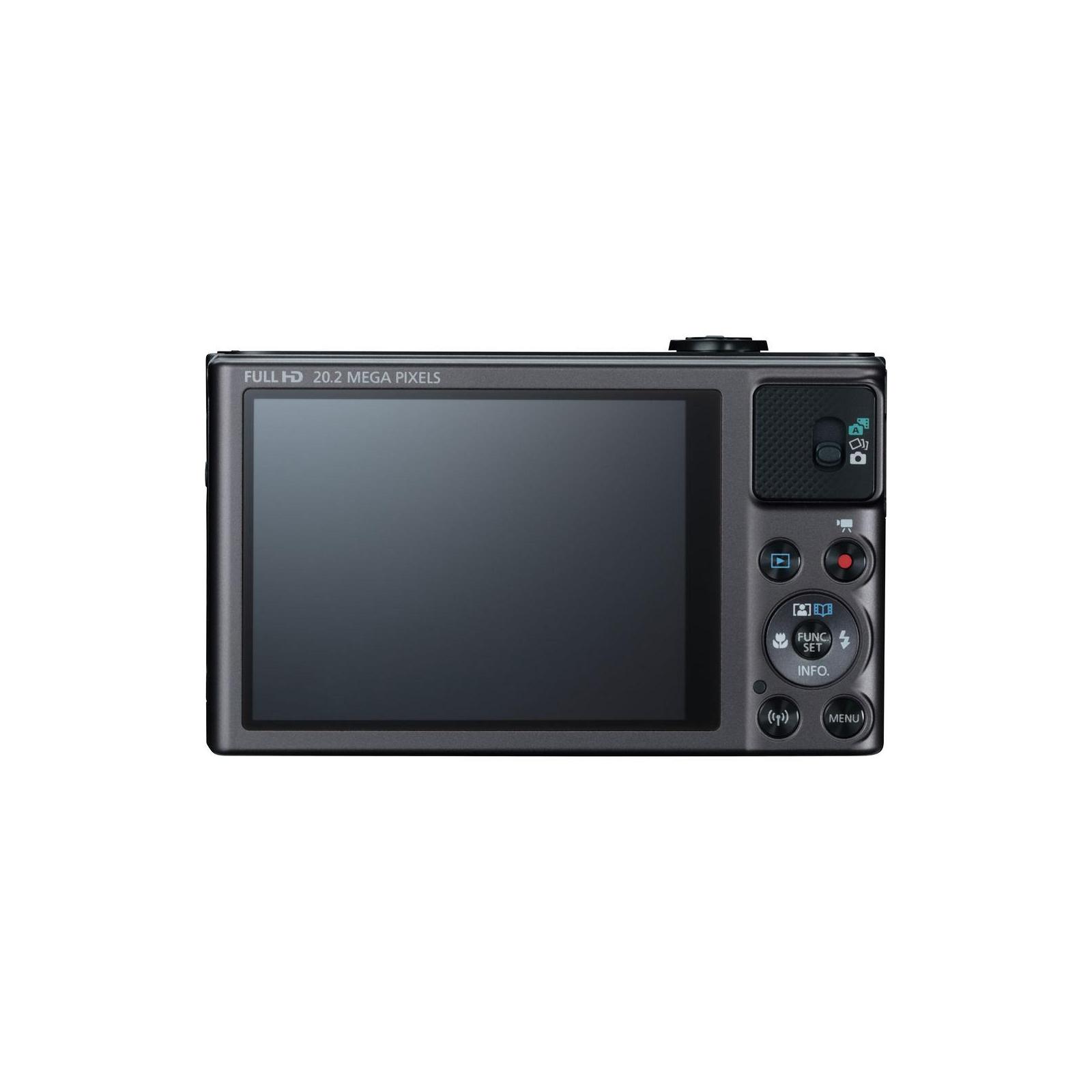 Цифровий фотоапарат Canon Powershot SX620 HS Black (1072C014) зображення 3
