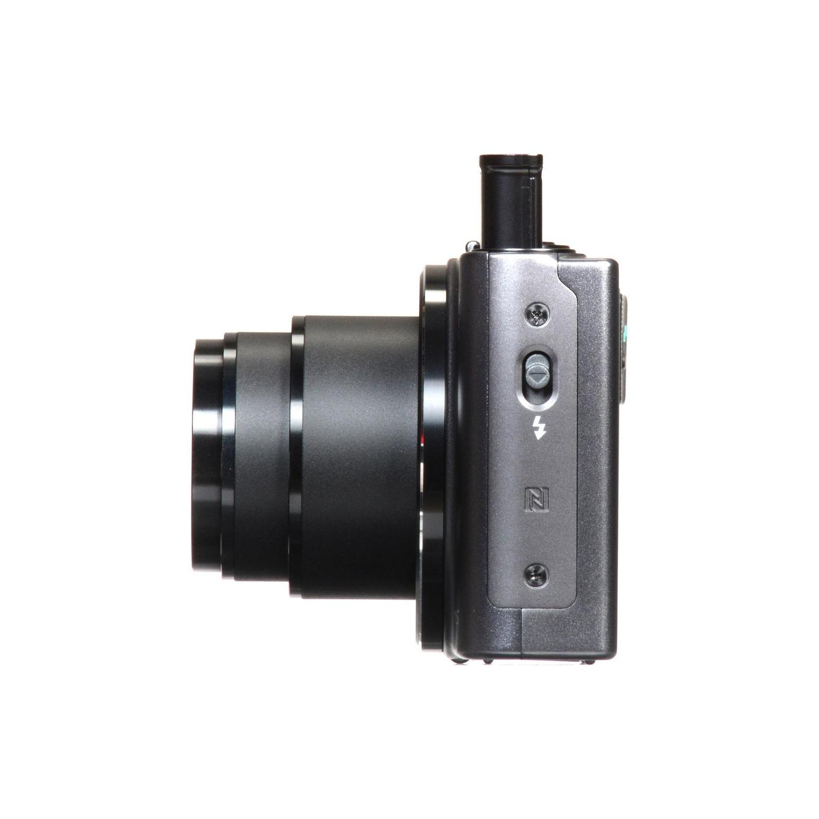 Цифровий фотоапарат Canon Powershot SX620 HS Black (1072C014) зображення 4